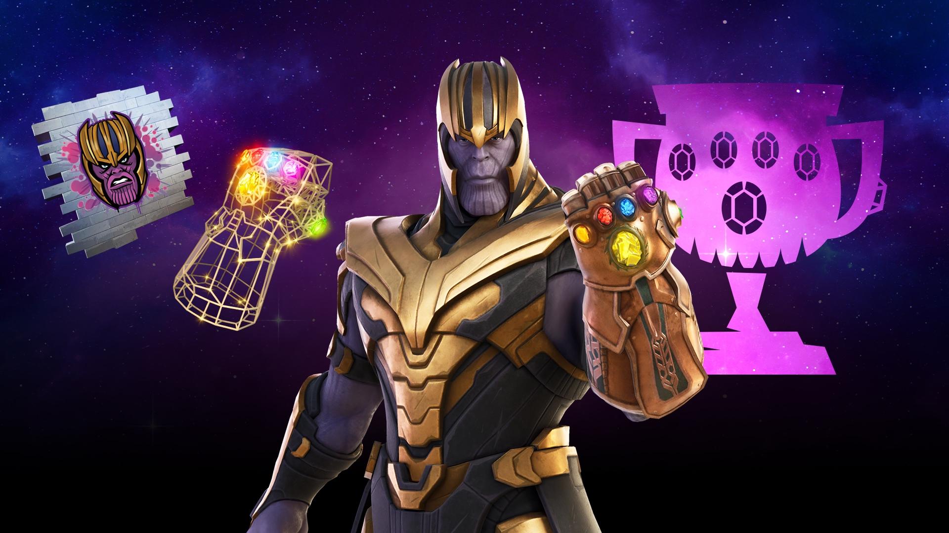 Thanos Cup Icon
