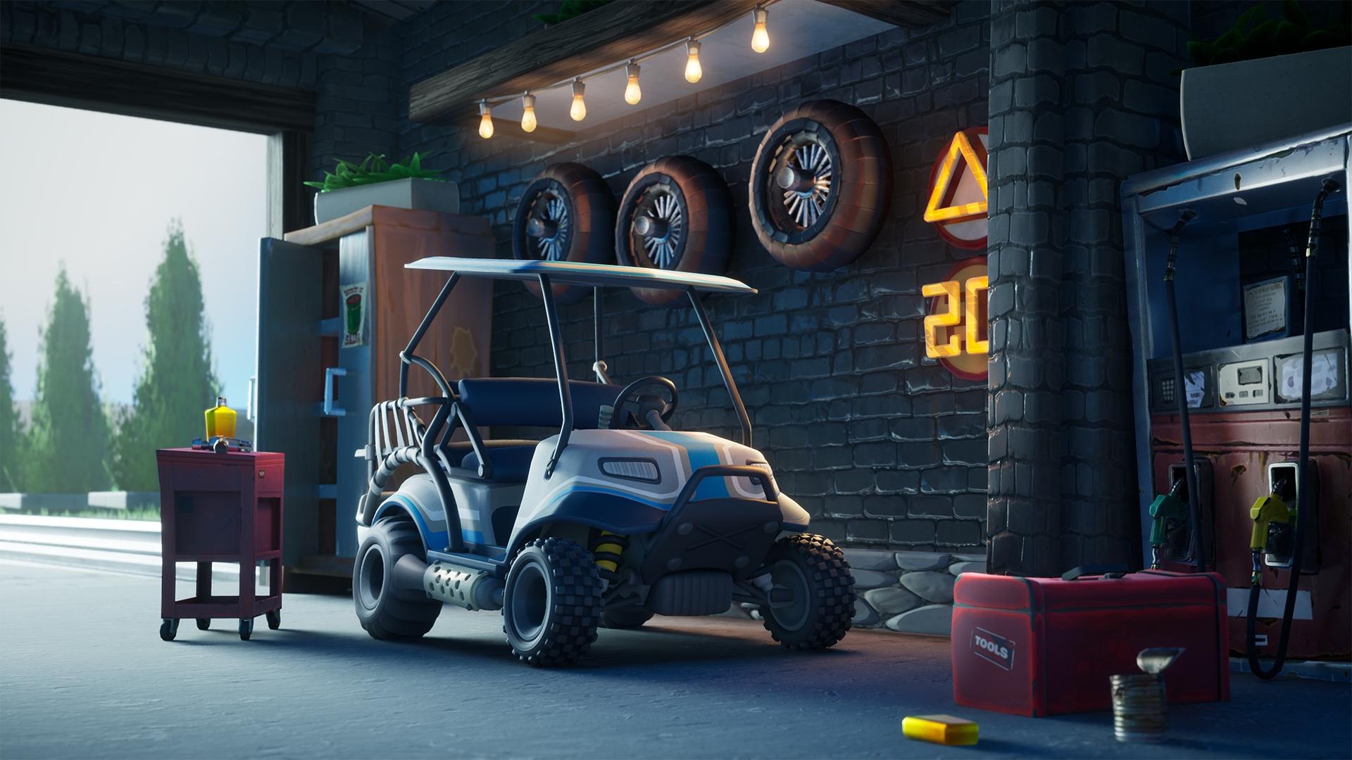 Vehicle Themed Creative Hub Icon